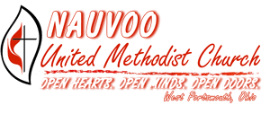 Nauvoo Logo Red